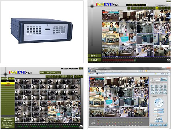 UTiSS - Intelligent Analysis Server, Video Management